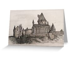 Hogwarts | Sketchbook Greeting Card