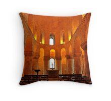 St. John's Chapel - Tower of London Throw Pillow