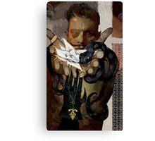 Dorian Romance Tarot Canvas Print