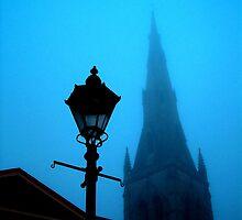 """""""Foggy View"""" by Bradley Shawn  Rabon"""