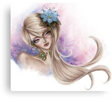 Elf Princess Canvas Print