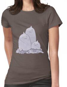 Alphonse Elric Diglett Chibi Dugtrio Womens Fitted T-Shirt