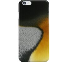 King Penguin Feathers iPhone Case/Skin