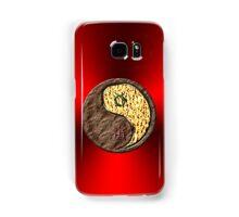 Taurus & Tiger Yang Fire Samsung Galaxy Case/Skin