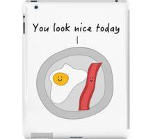 Complimentary Breakfast iPad Case/Skin