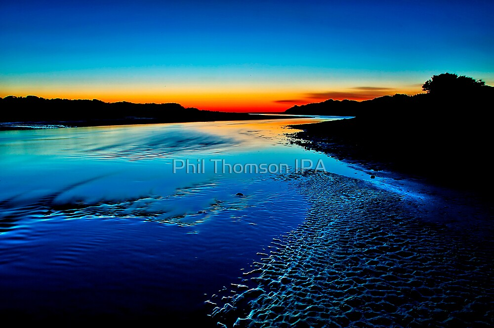 """Daybreak Reflections"" by Phil Thomson IPA"