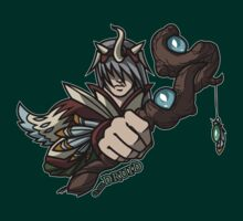 Fantasy Class - Druid by japu