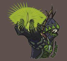 Fantasy Class - Warlock by japu