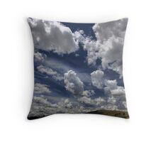 Blayney Wind Farm Throw Pillow