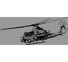 AH-1Z Viper Photographic Print