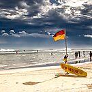 Day at the Beach 2 by Annette Blattman