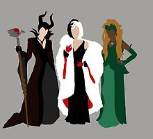 Queens of Darkness by OliveTreeHouse