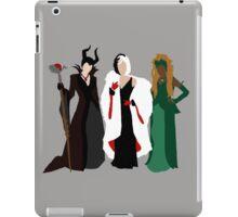 Queens of Darkness iPad Case/Skin