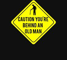 Old Man Running Unisex T-Shirt