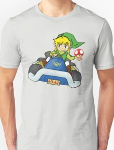 Mario Kart: Toon Link Unisex T-Shirt