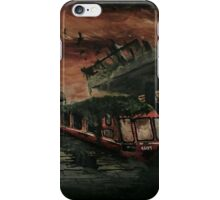 Abandoned Train iPhone Case/Skin