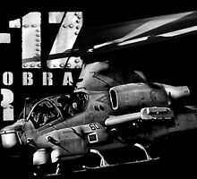 AH-1Z Viper by deathdagger