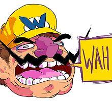 WAH (Wario) by Brent Koehler