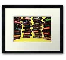 Hallowed Halls of Gaming Framed Print