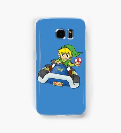 Mario Kart: Toon Link Samsung Galaxy Case/Skin