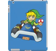 Mario Kart: Toon Link iPad Case/Skin