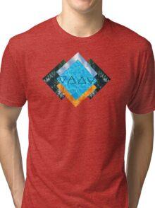 /W/A/F/E/ Tri-blend T-Shirt