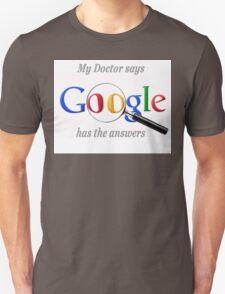 Hypochondriac Google T-Shirt