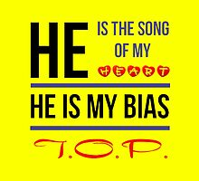 HE IS MY BIAS T.O.P. - Yellow by Kpop Love