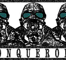 Conquerors by SirCoyote