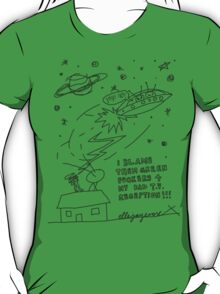 'Them Green Fuckers' T-Shirt