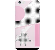 Pink Disaster iPhone Case/Skin