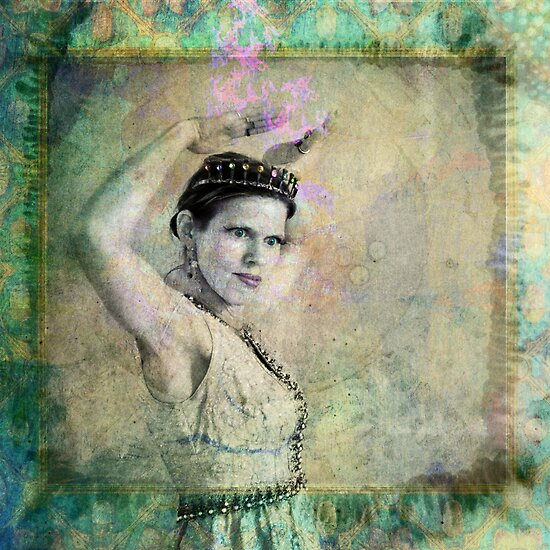 Crown Chakra by Elena Ray