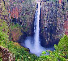Wallaman falls by Roboftheland