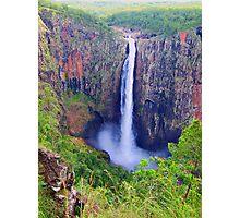 Wallaman falls Photographic Print