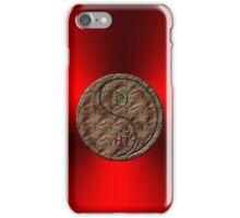 Taurus & Tiger Yang Earth iPhone Case/Skin