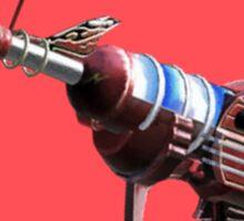 Ray Gun Solo Sticker