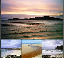 A Western Isles Collage by kathrynsgallery
