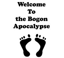Iskybibblle Products/ Bogon Apocalypse Photographic Print