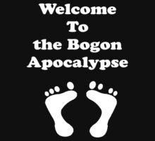 Iskybibblle Products/Bogon Apocalypse White by Iskybibblle