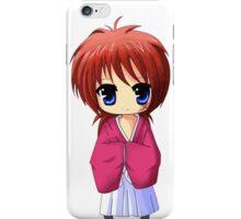 Kenshin Himura Chibi iPhone Case/Skin