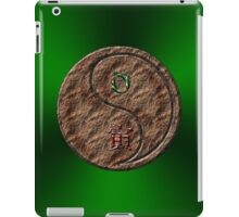 Taurus & Tiger Yang Earth iPad Case/Skin