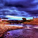 River Drowes Tullaghan by doublevision