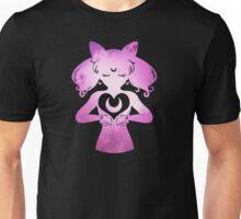 Cosmic Chibi Moon v2 Unisex T-Shirt