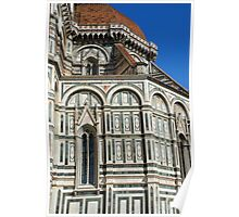 Duomo in Florence, Tuscany  Poster