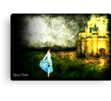 Esther's Palace Canvas Print