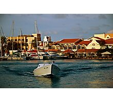 Harbor  Photographic Print