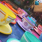 Mad Tea Party #6 by disneylandaily