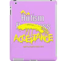 Âûtism Acceptance iPad Case/Skin