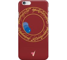 The Hedgehog iPhone Case/Skin