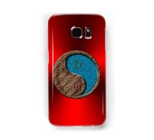 Taurus & Tiger Yang Water Samsung Galaxy Case/Skin